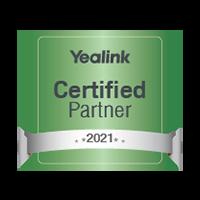 Yealink partner logo
